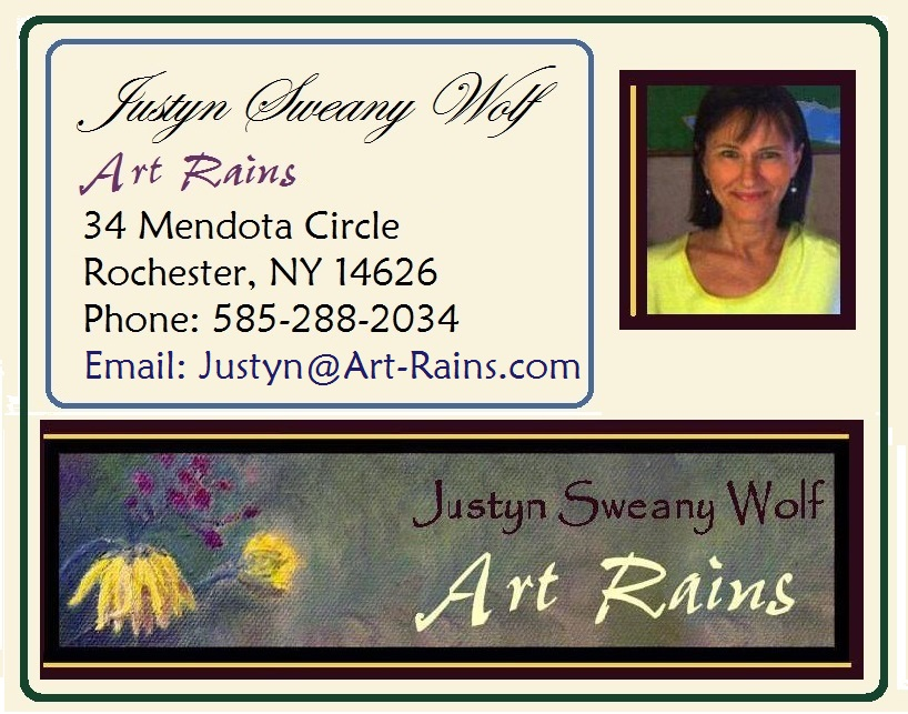 Art Rains and Justyn Sweany Wolf Contact Information