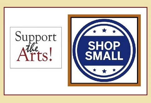 support the arts shop small (shop Art Rains!)